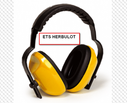 CASQUE ANTI-BRUIT 26DB