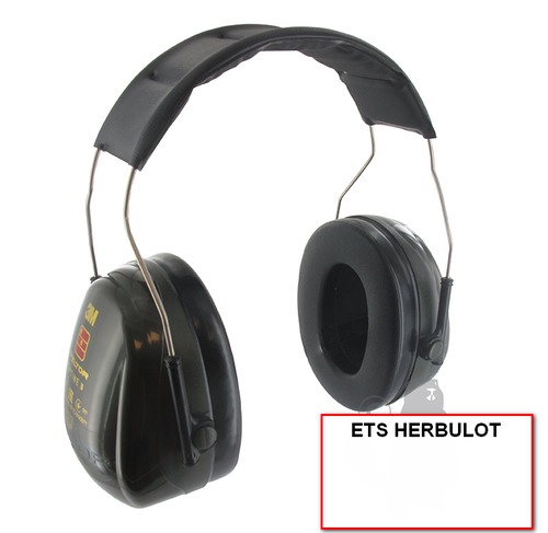 CASQUE ANTI-BRUIT 31DB