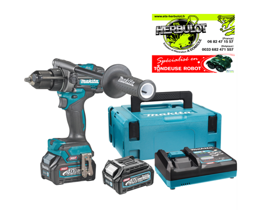 PERCEUSE VISSEUSE A PERCUSSION MAKITA 40 V